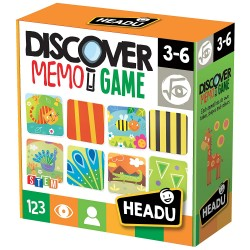 HEADU - Discover Memo Game IT20713