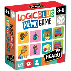 HEADU - Logic Puzzle Memogame IT20799