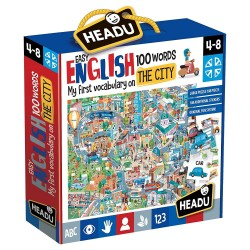 HEADU - Easy english 100 words City IT21000