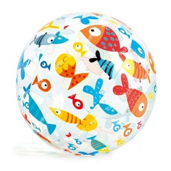 INTEX - BALLON DE PLAGE 59040