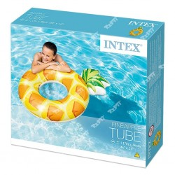 INTEX - BOUEE ANANAS 56266