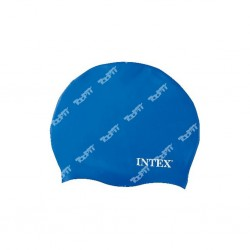 INTEX - BONNET DE NATATION SILICON Ref 55991