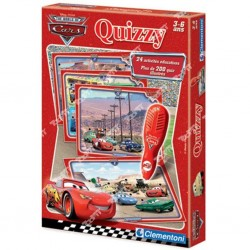 CLEMENTONI - QUIZZY CARS