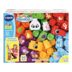 VTECH - BLA BLA BLOCKS - COFFRET 50 BLOCS