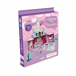 SASSI JUNIOR - LE CHATEAU DES PRINCESSES 3D