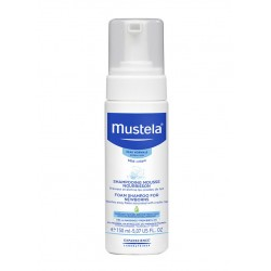 MUSTELA - SHAMPOO MOUSS NOURRISSON 150ML