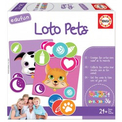 EDUCA - HAPPY PETS 18125