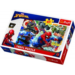 TREFL - PUZZLE 60 SPIDERMAN 17311