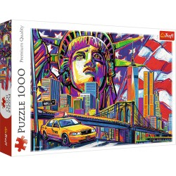 TREFL - PUZZLE 1000 NEW YORK 10523