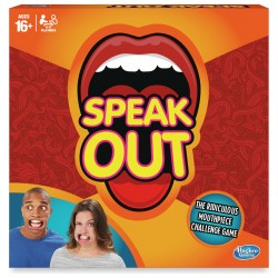 HASBRO - SPEAK OUT GAME C2018/102