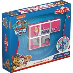 GEMOMAG - MAGICUBE PAW PATROL SKYE'S HELICOPTER