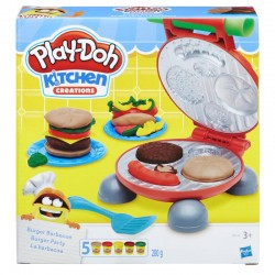 HASBRO - PD BURGER BARBECUE B5521/EU6