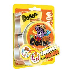 ASMODEE - DOBBLE ANIMAUX BLISTER