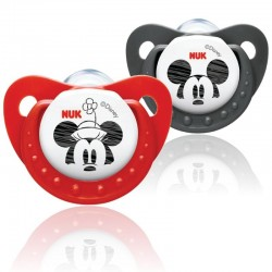 NUK - SUCETTE MICKEY TAILLE 1