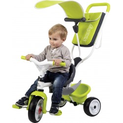 SMOBY - Tricycle Be Fun Confort rose 740406