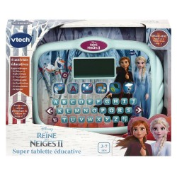 VTECH - REINE DES NEIGES 2  SUPER TABLETTE EDUCATIVE