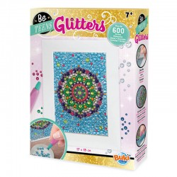 BUKI - BE TEENS GLITTERS - MANDALA DP007