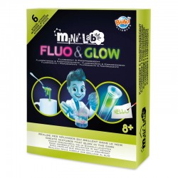 BUKI - MINI LAB FLUO & GLOW 3011