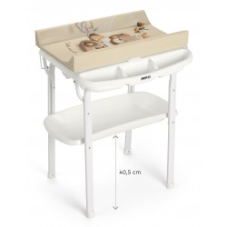CAM - TABLE A LANGER BAGNETTO AQUA BEIGE 240
