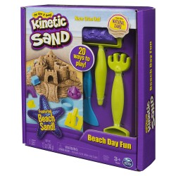 SPIN MASTER - KINETIC SAND BEACH DAY FUN SET
