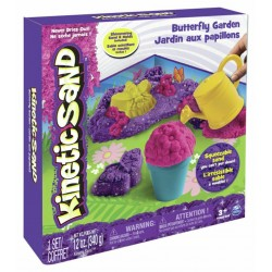 SPIN MASTER - KINETIC SAND BUTTERFLY GARDEN SET