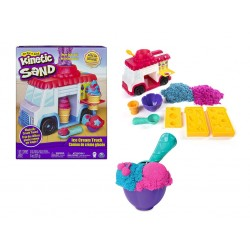 SPIN MASTER - KINETIC SAND ICE CREAM TRUCK