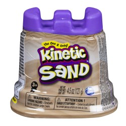 SPIN MASTER - MINI RECHARGE 140 G KINETIC SAND MARON