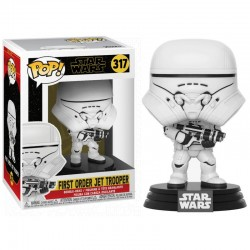 FUNKO POP - POP STAR WARS: RISE OF SKYWALKER - JET TROOPER