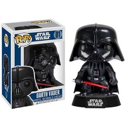 FUNKO POP - POP BOBBLE: STAR WARS: DARTH VADER