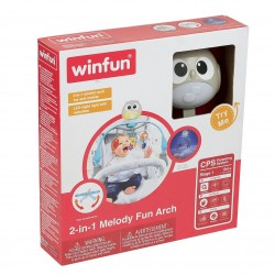 WinFun - 2 IN 1 MELODY FUN ARCH 000865-NL