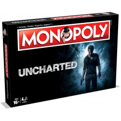 HASBRO - MONOPOLY UNCHARTED WM0998