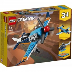 LEGO - L AVION A HELICES CREATOR