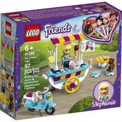 LEGO - CHARIOT CREMES GLACEES FRIENDS