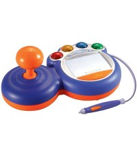 VTECH - V SMILE NOUVELLE MANETTE ORANGE