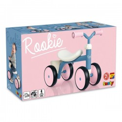 SMOBY - PORTEUR ROOKIE ROSE