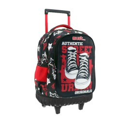 MUSTE - SAC A DOS TROLLEY MUST SHOES