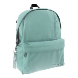 MUSTE - SAC A DOS MUST PASTEL VERT
