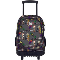 LYCSAC - ONE TROLLEY BAG SK 8 GREY