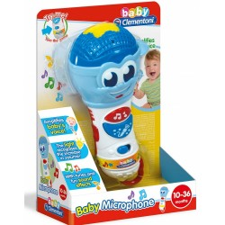 CLEMENTONI - BABY MICROPHONE INT