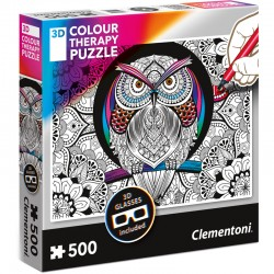 CLEMENTONI - PUZZLE ASS COLOR THERAPY