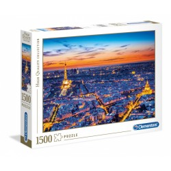 CLEMENTONI - PUZZLE HIGH QUALITY 1500 PCS - PARIS VIEW