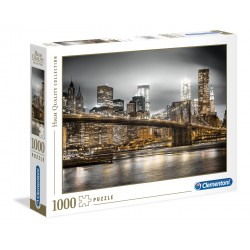 CLEMENTONI - PUZZLE HIGH QUALITY 1000 PCS - NEW YORK