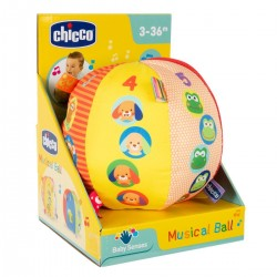 CHICCO - BALLE MUSICALE