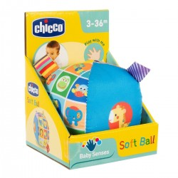 CHICCO - SOFT BALLE