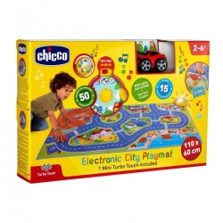CHICCO - TAPIS CITY MINI TURBO TOUCH
