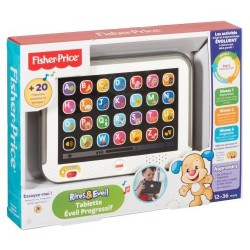 FISHER PRICE - FP MATABLETTE PUPPY