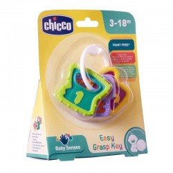 CHICCO - HOCHET CLES COLOREES