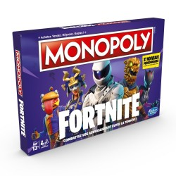 HASBRO - MONOPOLY FORTNITE NEW