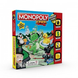 HASBRO - MONOPOLY JUNIOR