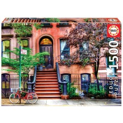 EDUCA - PUZZLE 1500 CARRIE'S PLACE